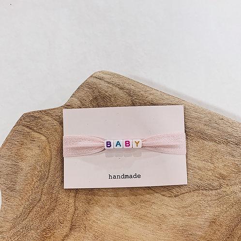 Bracelet Baby - Coloré