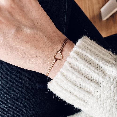 Bracelet Amore - Petit torsadé