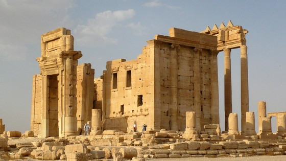 Killing for culture: Responding to cultural heritage destruction as a security threat