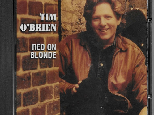 Red On Blond, Tim O'Brien