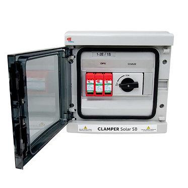 CLAMPER Solar String Box  2E/1S