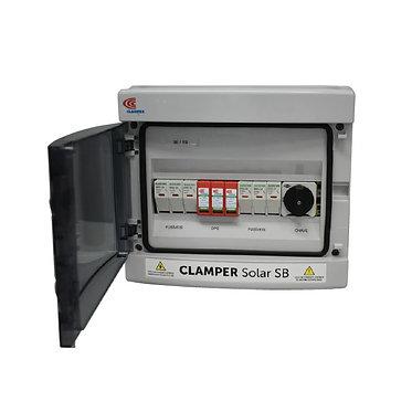 CLAMPER Solar String Box  3E/1S