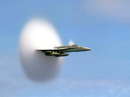 ¿Qué es la velocidad Mach?