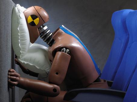 ¿Airbags en los aviones?¿Cómo funcionan?