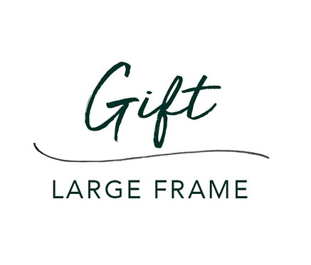 Gift a Large Pressed Bouquet