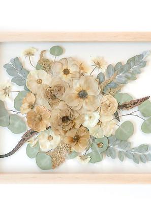 Pressed Bouquet