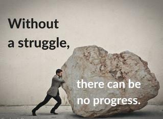 Monday Encouragement: PUSH Through!