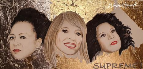 Scherrie, Joyce & Susaye