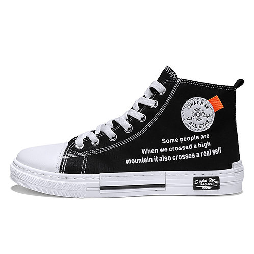 Syno S44 Rebel converse style Hip Hop shoes