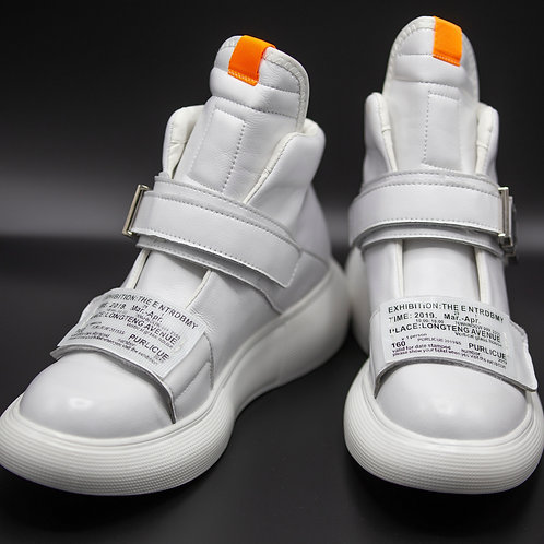 Syno S880 White Light Stylish Dance  Hip Hop shoes