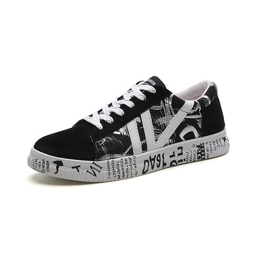 Syno S30 Exclusive Black sneaker Hip Hop shoes