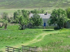 Scalan founded 1716