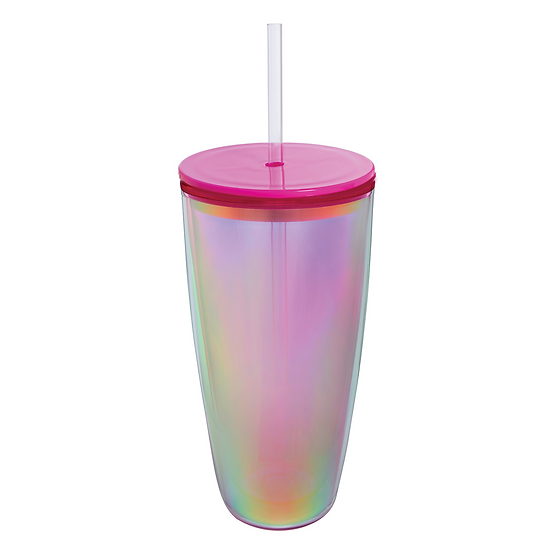"""On Wednesday's We Wear Pink"" Tumbler"