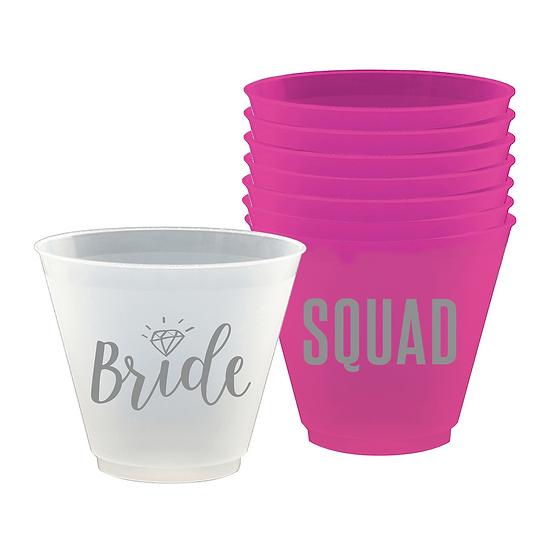 Party Cups (Bride/Squad)