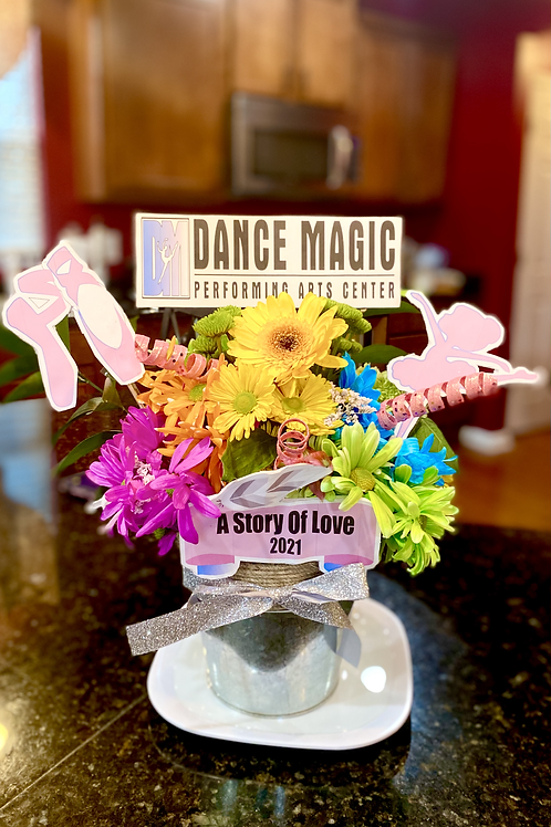 DMPAC Souvenir Sign Bouquet