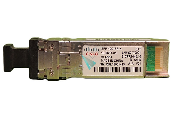 Cisco  Refurb - SFP-10G-SR-X