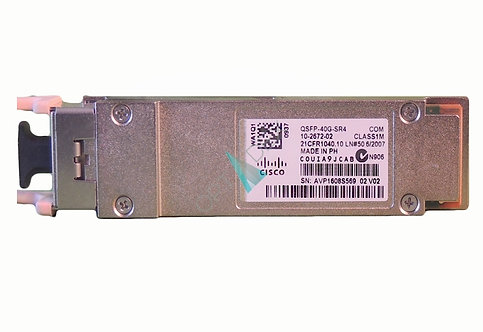 Cisco Refurb - QSFP-40G-SR4
