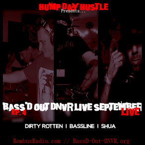B.O.D. LIVE Ep. 4 - Dirty Rotten & Shua b2b Bassline (Dirty Broken Jungle Bass in the Lab)