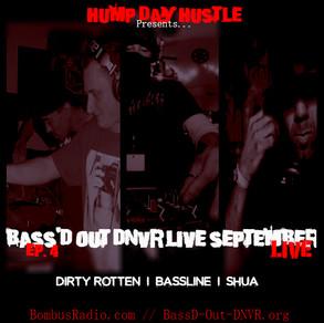 B.O.D. LIVE Ep. 4 - Dirty Rotten & Shua b2b Bassline (Dirty Broken Jungle Bass in the Lab)