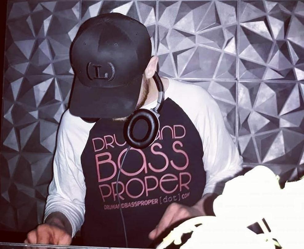 Drum And Bass Proper boss DJ Critical Control Point