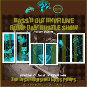Distinguished Bass Pimps In The Lab
