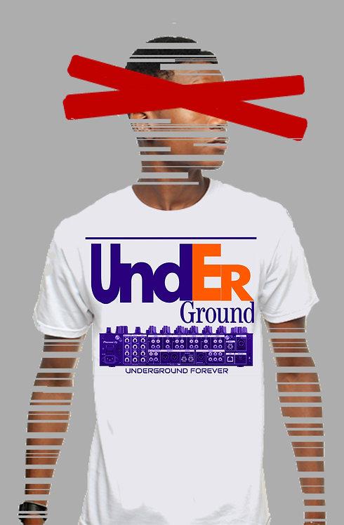 "UF ""UndERground"" Tee"