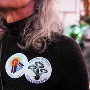 Denver Makes History With Magic Mushroom Decriminalization