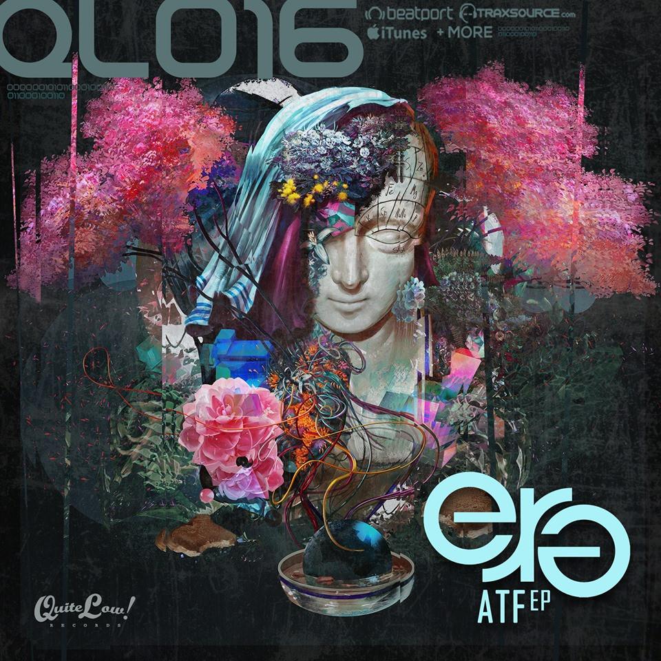E.R.G. - ATF EP (cover art)