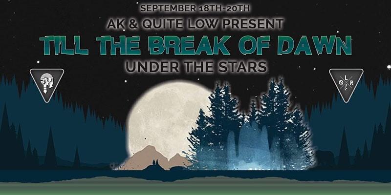 TTBOD: Under the Stars teaser flyer