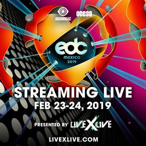 Insomniac Announces First-Ever Live Stream of EDC Mexico