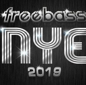 Bass-Heavy Ball Drop: Freebass NYE Rewind