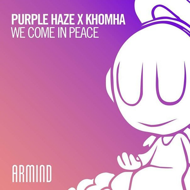 'We Come In Peace' cover art