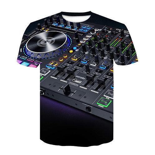 DJ Life Printed Tees