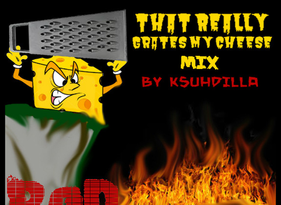 B.O.D. Podcast 018 - KSUHDILLA (That Really Grates My Cheese)
