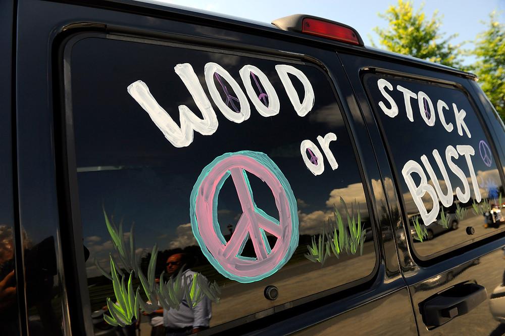 Woodstock 50 or bust!