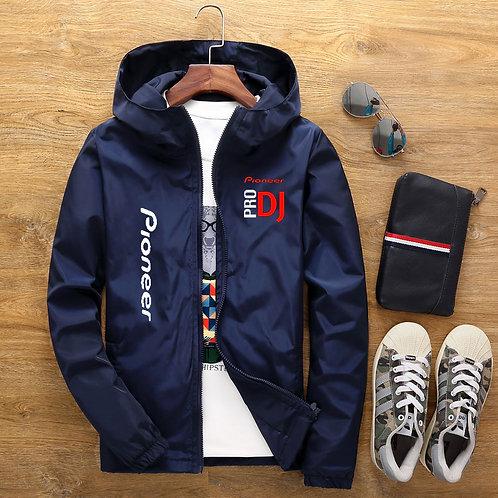 DJ Pioneer PRO Hooded Men's Windbreaker Jacket