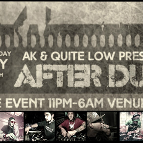 Quite Low & AK Bringing The Bass Next Weekend