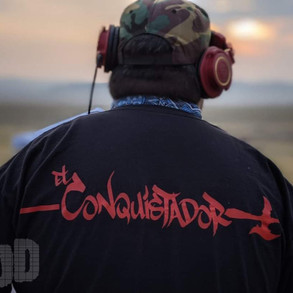 El Conquistador is Ready to Conquer the Underground