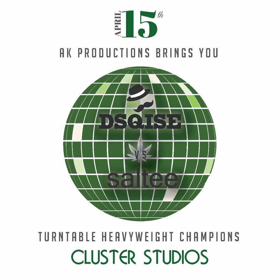 THC Promo Mix - Saltee vs DSQISE