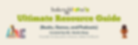 WEBSITE - Ultimate Resource Guide Banner