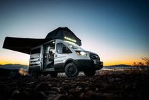 Diesel Brothers Van with the CREWVANCO. Kit