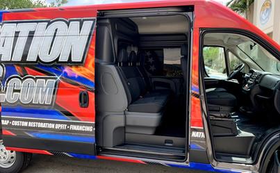 Ram Promaster Crew Van