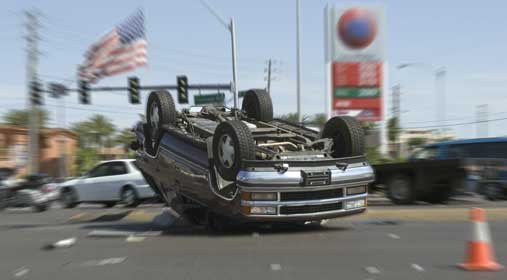 Car Accident Attorneys | New York | Law Office of Dimitrios Kourouklis, Ph.D.