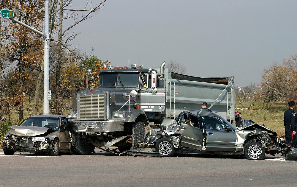 Truck Accident Attorneys | New York | Law Office of Dimitrios Kourouklis, Ph.D.