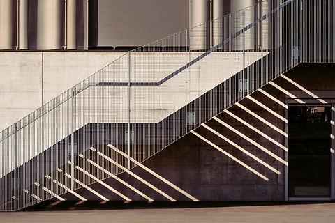 Alto contraste Escalera