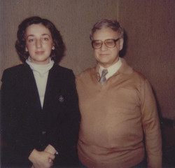 with Boris Goldstein in Berlin