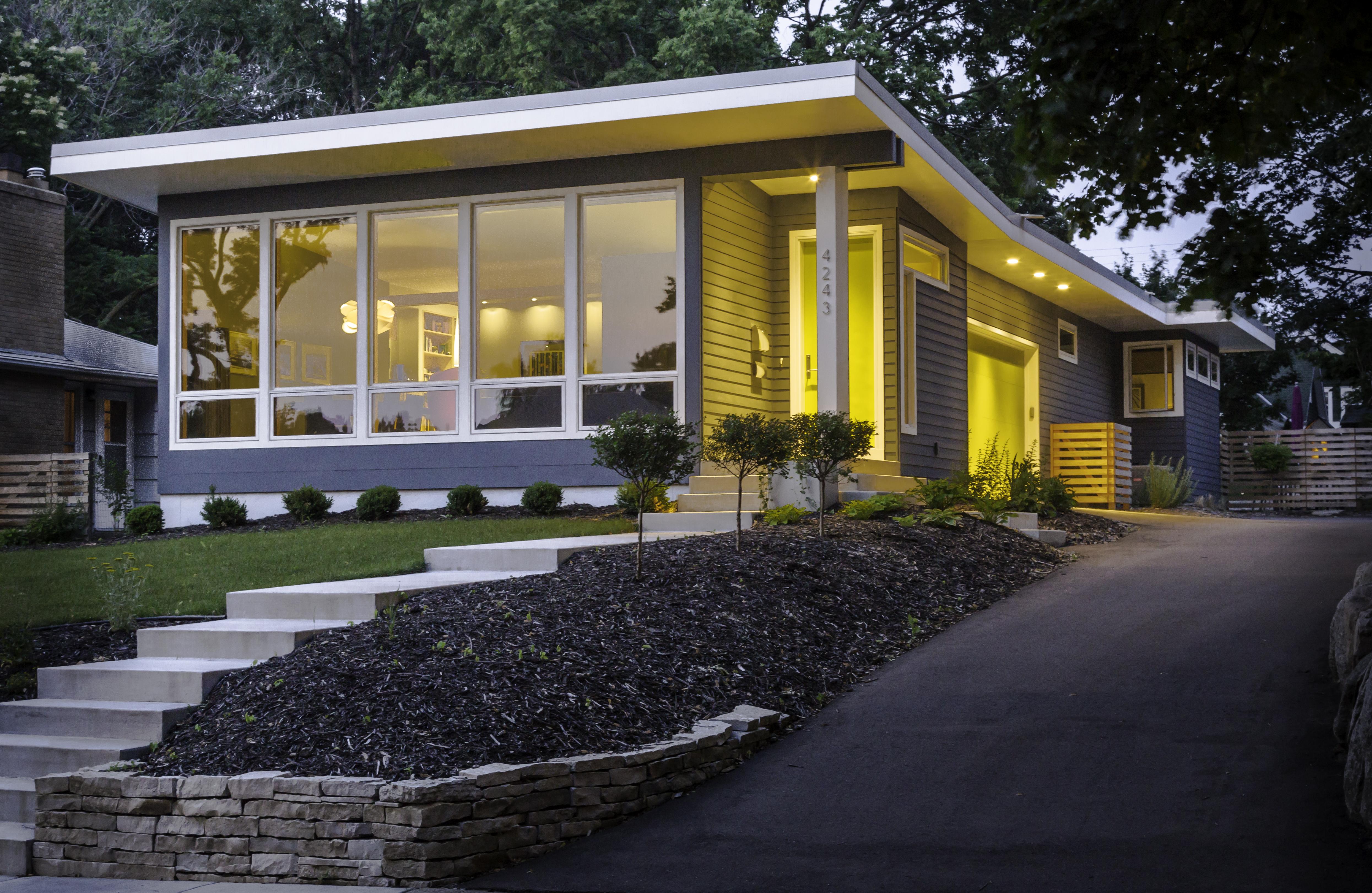 Exterior Morningside Modern