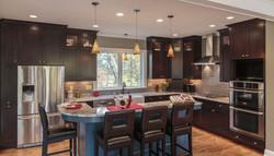 Kitchen of Sunset Oaks