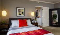 Bedroom Calhoun Condo