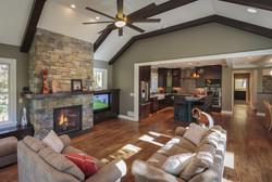Living Room Sunset Oaks